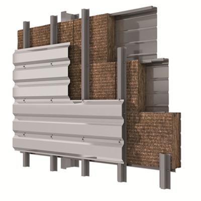 Image pour BANDROCK METAL H Metal facade (ES)