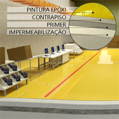 Image for EPOXI SF 250 Flooring system for electronic industry
