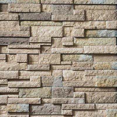 Image for Stone Veneer - Drystack Ledgestone Panel