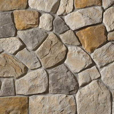 Image for Stone Veneer - Dressed Fieldstone