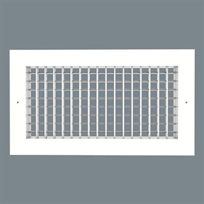 Image for Aluminum Stamped Frame Supply Grilles - Model VH