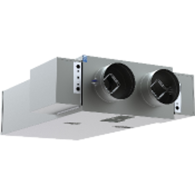 Image for High Performance Mixing Dual Duct Air Terminal Unit - DH500
