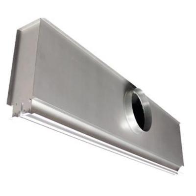 Image pour High Capacity Plenum Slot Diffuser - Fixed Vanes - Model PHPS-J