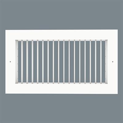 Image for Aluminum Stamped Frame Supply Grilles - Model V