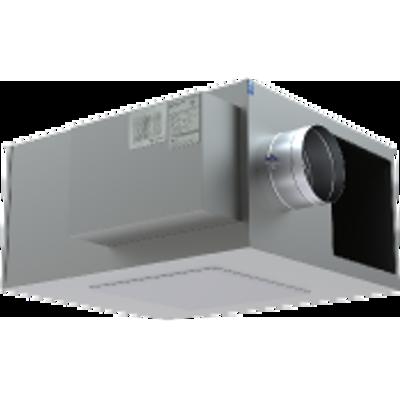 Image for Constant Volume Fan Terminal Unit - FCI-600-ECM - Electric Reheat