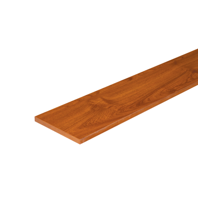 Image for Vanachai Wood Stair Riser Natural Teak