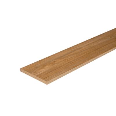 Image for Vanachai Wood Stair Riser Surabaya Teak