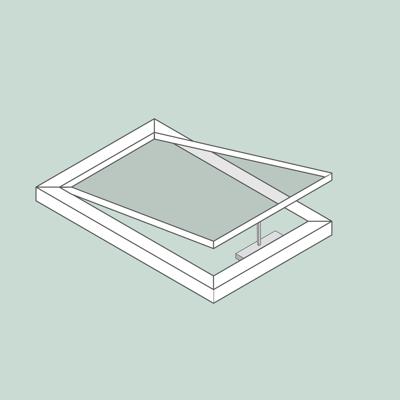 Image for Window Openers | Roof | with demo window