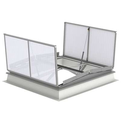 Image for LAMILUX Smoke Lift Twin