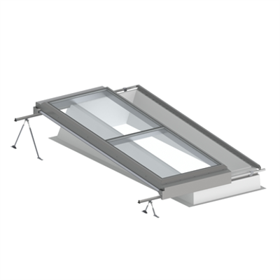 Image for LAMILUX Flat Roof Exit Comfort Solo