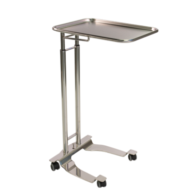 Image for Pedigo Products P-1069-SS Mayo Instrument Stand