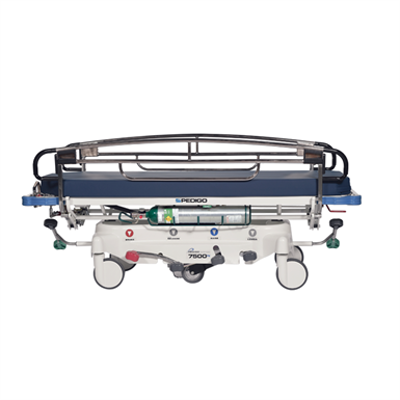"Image for Pedigo Products 750-SPEC Stretcher w/ 4"" Special IV Pole"