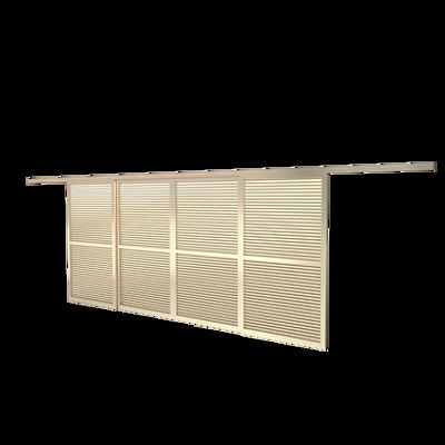 Image for Volet coulissant ONDEA 4 vantaux double rails