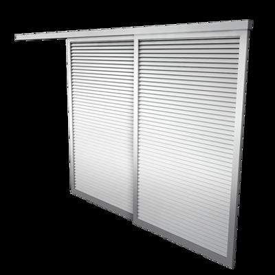 Image for Volet coulissant ONDEA 2 vantaux double rails