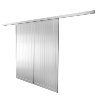 Image for Volet coulissant ONDEA 2 vantaux simple rail