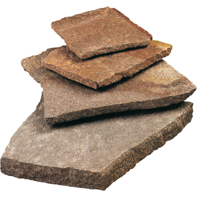 Image for Porphyry Stone: Crazy Stone Paving, Normal Type Th. 2/5 Cm. Natural Surface