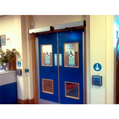 Image for Entrematic EM EMO Swing Door Operator - Double Doors - Push