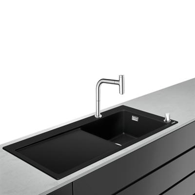 imagem para C51-F450-08 Sink combi 450 with drainboard 43219000
