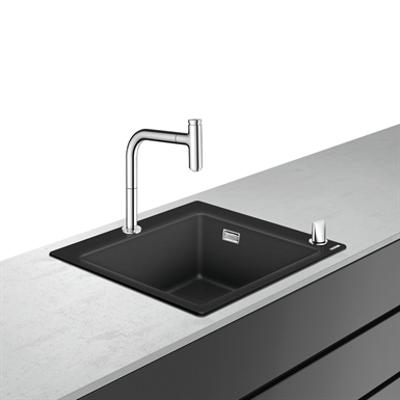afbeelding voor C51-F450-06 Sink combi 450 43217000
