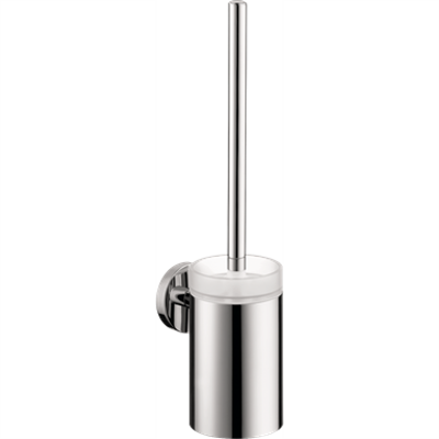 Image for Logis Toilet brush with tumbler wall-mounted 40522000