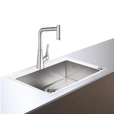 изображение для C71-F660-03 Sink combi 660 Select 43209800