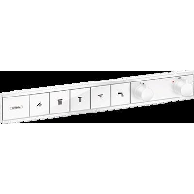 RainSelect Thermostat for concealed installation for 5 functions 15384700 için görüntü