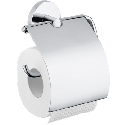 Image for Logis Roll holder with cover 40523000