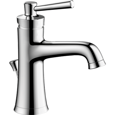 Image for 04771000 Joleena Single-Hole Faucet 100 with Pop-Up Drain, 1.2 GPM