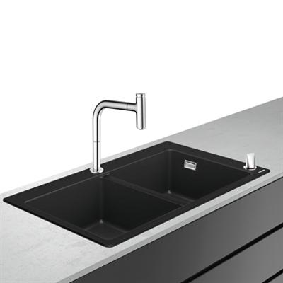 изображение для C51-F770-10 Sink combi 370/370 43221000