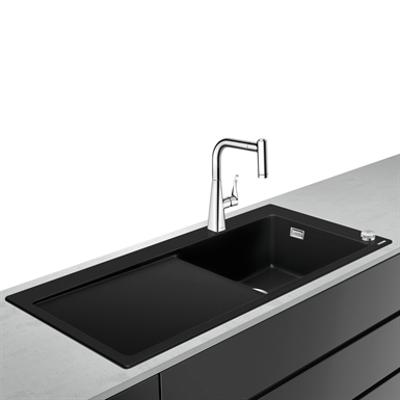 изображение для C51-F450-03 Sink combi 450 Select with drainboard 43214000
