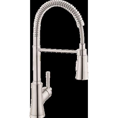"Immagine per 04792800 Joleena Single lever kitchen mixer 19 3/8"", Eco, Semi-Pro, 1jet"