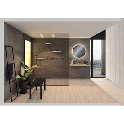 Image for RainTunes showcase | 5 functions - wall
