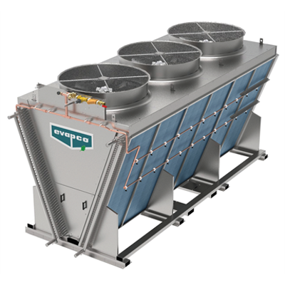 eco-Air Industrial Air Cooler Condenser - V & Adiabatic Series图像