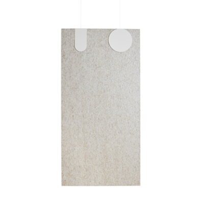 Image for Combo Deluxe panel 1000x2000x10 incl. white decoration