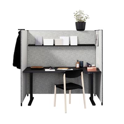 Image pour dB H-cubicle, desk size: 1800x800