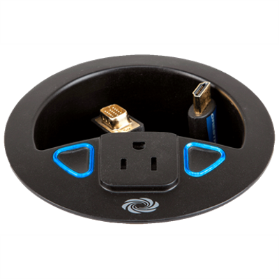 Image for Crestron Connect It™ Cable Caddy - TT-100, TT-101, TT-110, TT-111