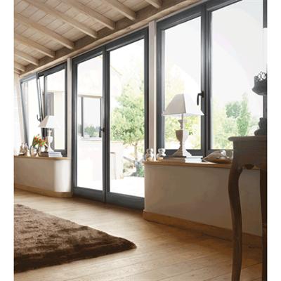 Image for Double PVC Casement Window