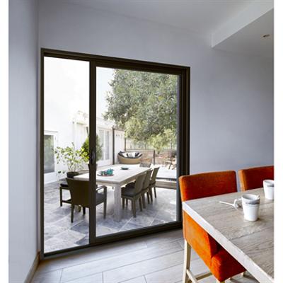 Image for 1-leaf 1-track Aluminium Pocket Window