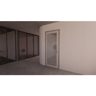 Image for AltinBölme Doors - Wall Hosted