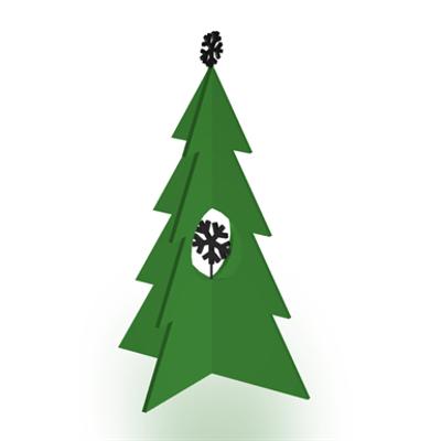 Obrázek pro Merry Christmas Tree 2017