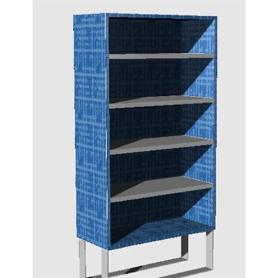 Obrázek pro BIMscript & LENA Bookcase Example