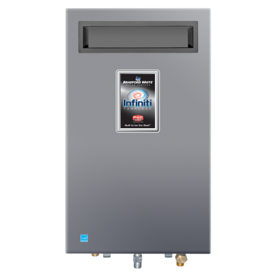 Image for Infiniti® K Series Tankless (Condensing) Gas Water Heater Outdoor Models