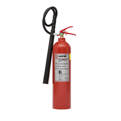 imagen para AK5 CO2 extinguisher