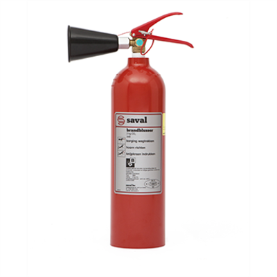 Image for AK2 CO2 extinguisher