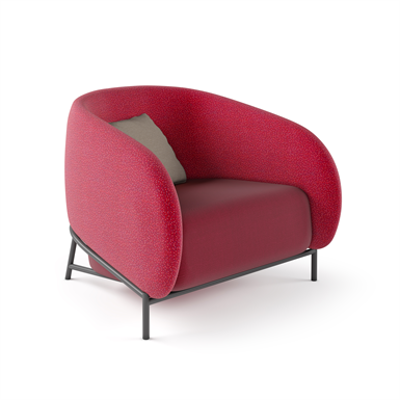 Image for Curl – Armchair