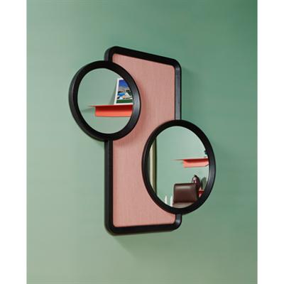 Imagem para Oculus – Decorative mirror with acoustic proprety }