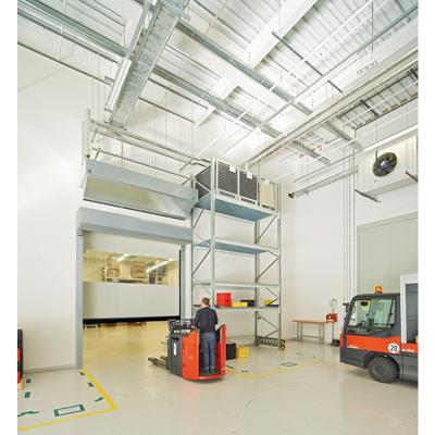 Image for V 4015 SEL Alu-R, flexible high-speed door