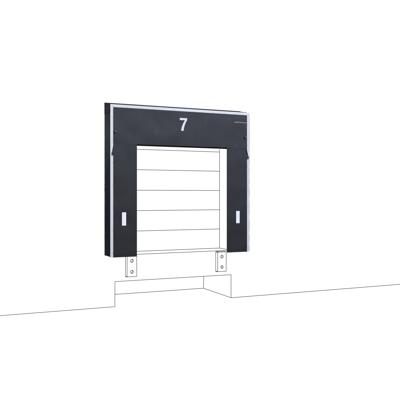Obrázek pro DSL flap dock shelter
