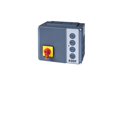 Image for Basic control 420 T