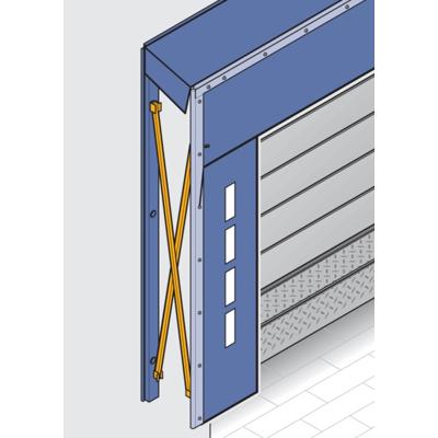 Obrázek pro DSS flap dock shelter